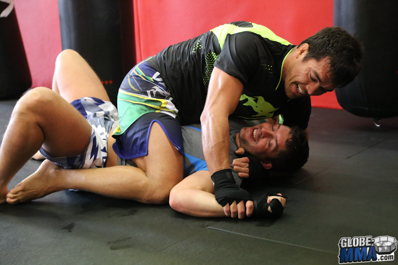 Lyoto Machida et Chinzo Machida Paris Platinium (25)