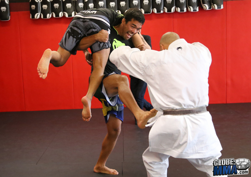 Lyoto Machida et Chinzo Machida Paris Platinium (29)