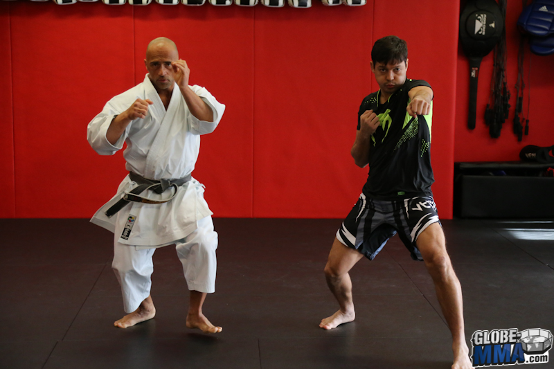 Lyoto Machida et Chinzo Machida Paris Platinium (3)