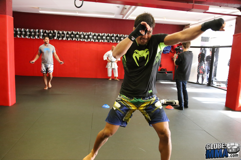 Lyoto Machida et Chinzo Machida Paris Platinium (4)