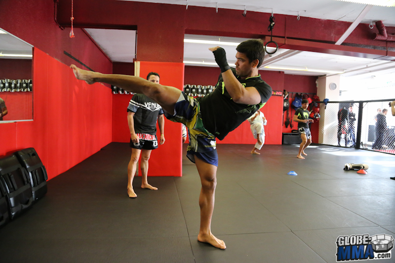 Lyoto Machida et Chinzo Machida Paris Platinium (5)