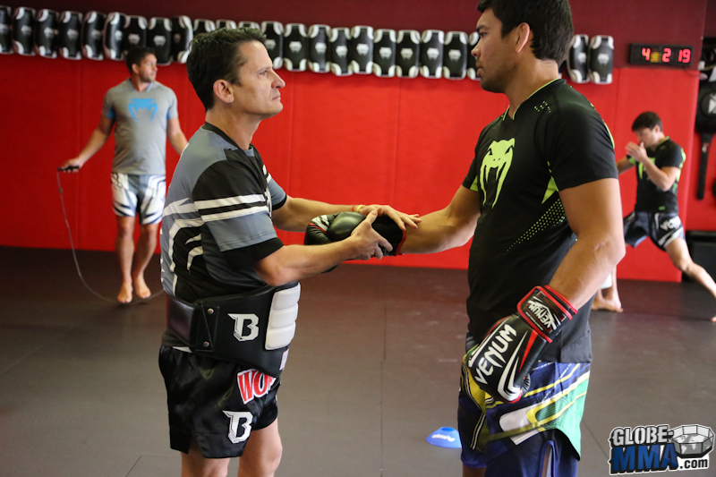 Lyoto Machida et Chinzo Machida Paris Platinium (7)