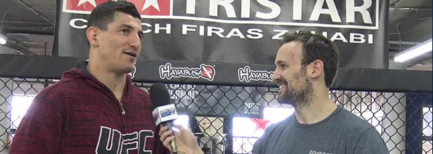 Interview-de-Nordine-Taleb-UFC-186