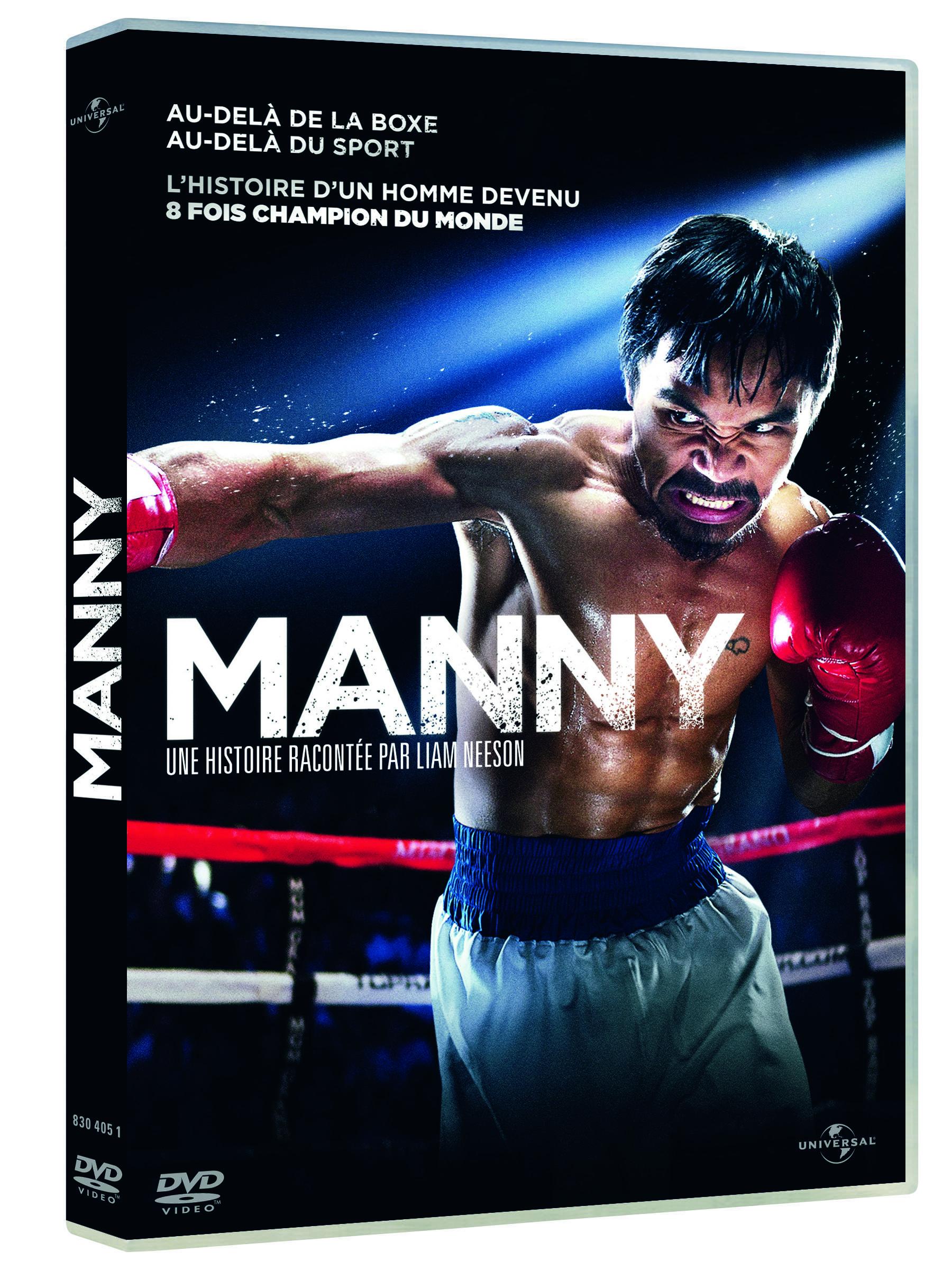 DVD Manny