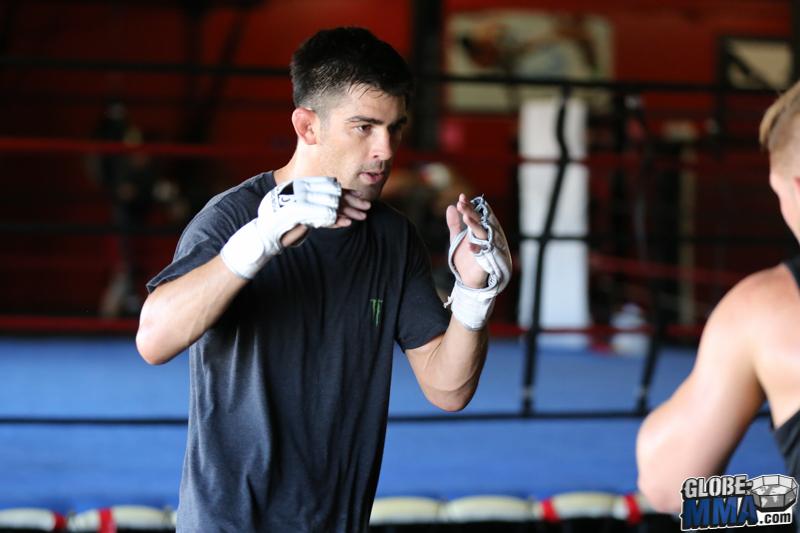 Dominick Cruz Alliance MMA