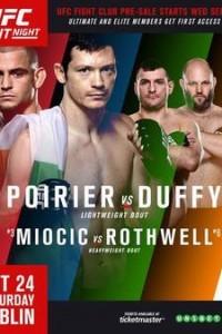 UFC_Fight_Night_76_Poirier_vs._Duffy_Poster
