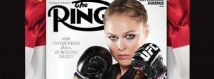 Ronda-Rousey-The-Ring-magazine