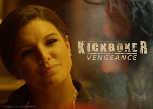 Gina Carana KickboxeR