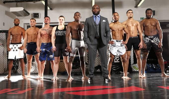MMA Factory Bellator UFC
