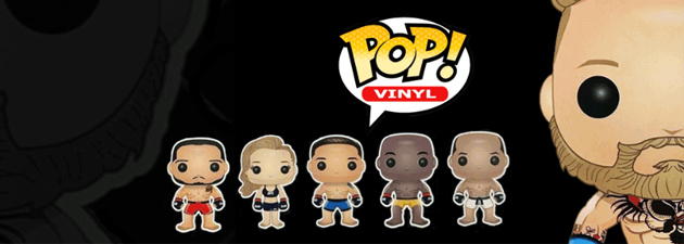 UFC-COLLECTION-FUNKO-POP-VINYL
