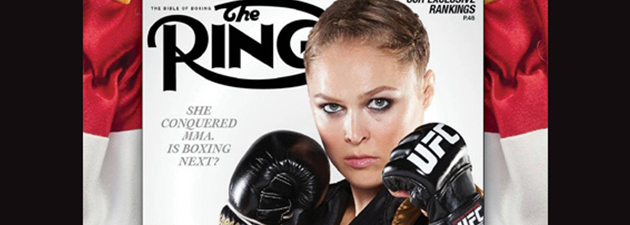 Ronda-Rousey-The-Ring-magazine