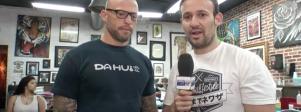 Ami James pour Globe MMA