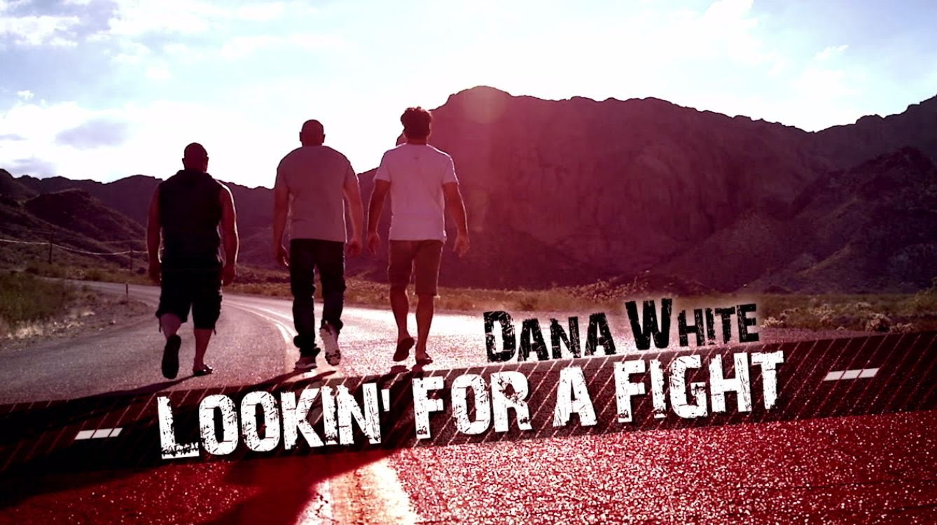 Dana White Lookin' For A Fight