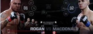 Joe Rogan EA Sports UFC 2