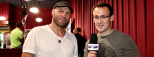 Interview Randy Couture Globe MMA Fan Fest San Diego