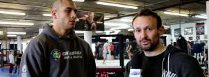 Globe MMA Tom Breese vs Sean Strickland