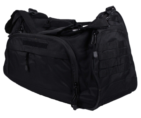 Gracie Jiu-JItsu Bag black