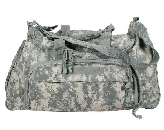 Gracie Jiu Jitsu bag camo