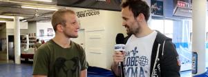 Interview TJ Dillashaw Globe MMA