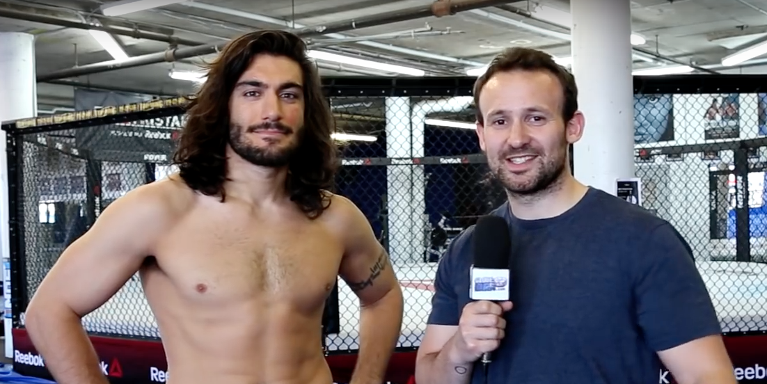 Elias Theodorou UFC FIght Night 89 Ottawa