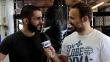 Interview de Firas Zahabi au Tristar Gym de Montréal