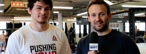 Olivier Aubin Mercier UFC Fight Night 89 Ottawa