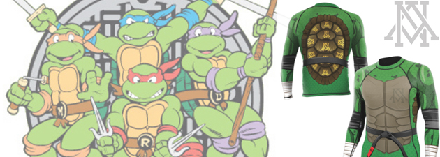 Rashguard-Turtle-Ninja-Newaza-Apparel